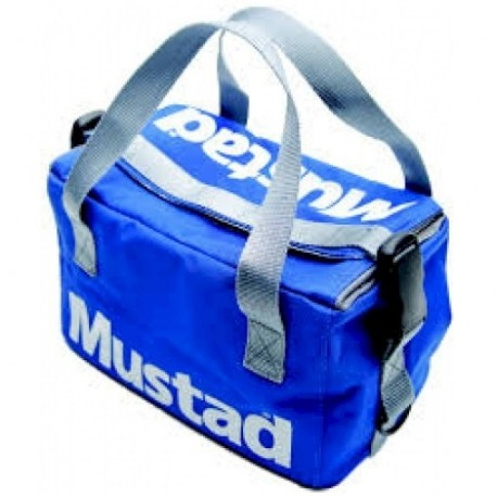 Mustad Salt Water Proof Cool Bag henrys