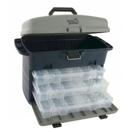 Jarvis Walker 40280 Tackle Storage System henrys
