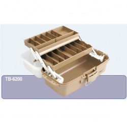 Relix 6200B 2 Tray Tackle Box