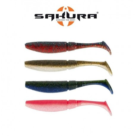 Sakura Split Finesse 100mm Bass Selection Colour Assortment pack henrys