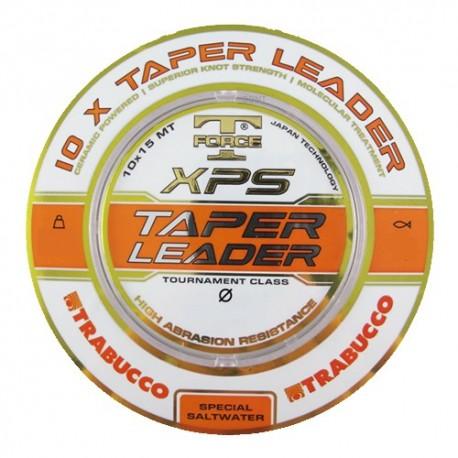 Trabucco T Force XPS Tapered Leader 18lb-70lb henrys