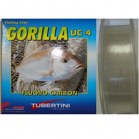 Tubertini Gorilla UC4 Fluorocarbon Line henrys