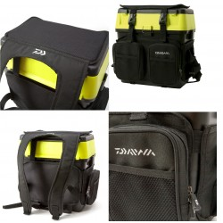 Daiwa Seat Box WITH Ruck Converter