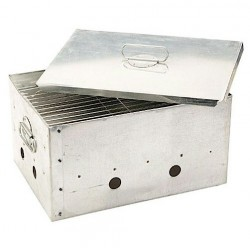 Jarvis Walker Stainless Fish Smoker