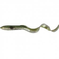 Savage Gear LB Real Eel 20cm 06Green Silver NL