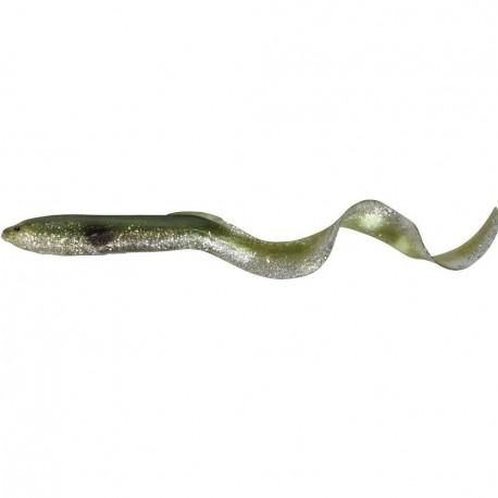 Savage Gear LB Real Eel 20cm 06Green Silver NL henrys