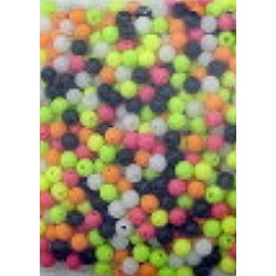 Bulk Beads Mixed Colours 5mm or 8mm