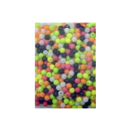 Bulk Beads Mixed Colours 5mm or 8mm henrys