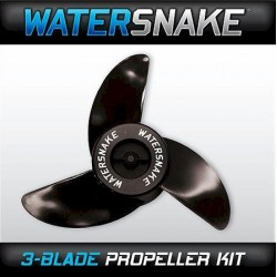 Jarvis Walker Watersnake 3 Blade Propeller Kit