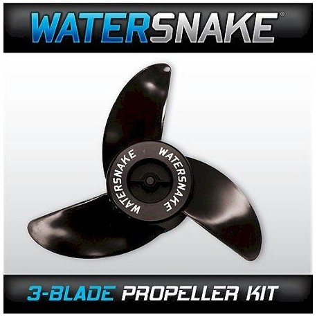 Jarvis Walker Watersnake 3 Blade Propeller Kit henrys