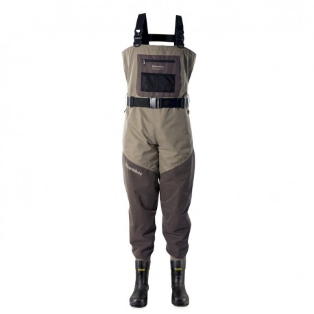 Snowbee Prestige ST Breathable Bootfoot Chest Waders henrys