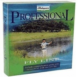 Shakespeare Professional Fly Line Clearing-Shop Soiled Packaging