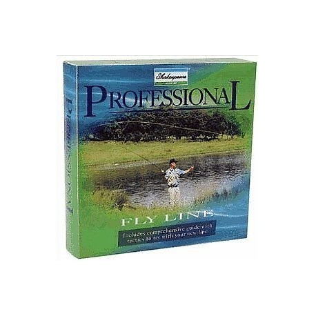 Shakespeare Professional Fly Line Clearing-Shop Soiled Packaging henrys