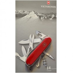 Swiss Army Knife Original Climber 14 Function