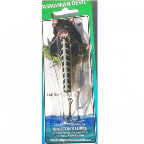 Tasmanian Devil 13.5g Skeleton 21 henrys