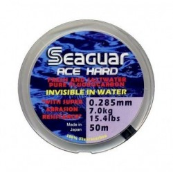 Seaguar Ace Hard Fluorocarbon Leader