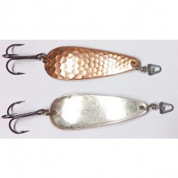 Glardon Stucki Mozzi Spoon 2 in Copper Silver