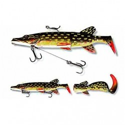 Savage Gear 3D Pike Hybrid 17cm Yellow Pike