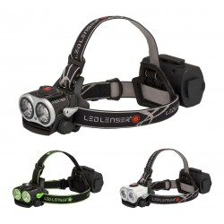 Led Lenser XEO 19R Rechargable Headlamp Black