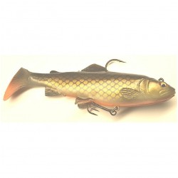 Savage Gear 3D Trout Rattle Shad 12.5cm Dirty Roach