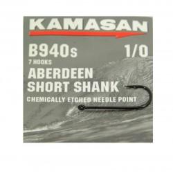 Kamasan B940S Short Shank Hooks