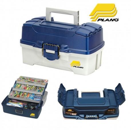 Plano 6202 2 Tray Tackle Box henrys