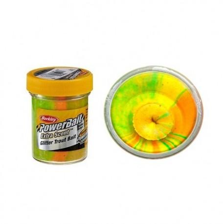 Berkley Powerbait Glitter Trout Bait Rainbow henrys