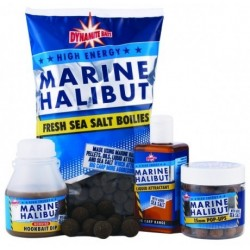Dynamite Marine Halibut Sea Salt  Boilies 15mm