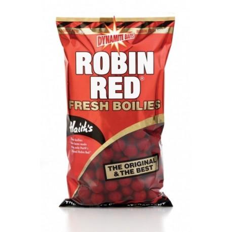 Dynamite Robin Red Boilies 15mm henrys