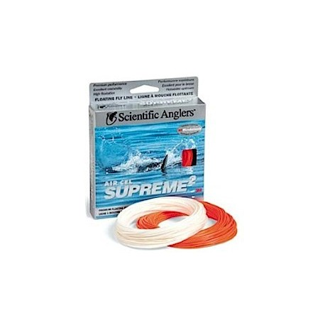 Sceintific Anglers Supreme 2 Fly Line DT6F Ivory henrys