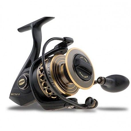 Penn Battle 2 4000 Salt Spin reel henrys