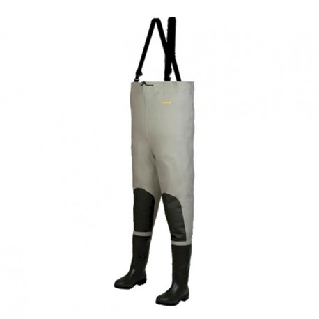 Goodyear Combi Sport 700g Chest Waders Sand 42 henrys