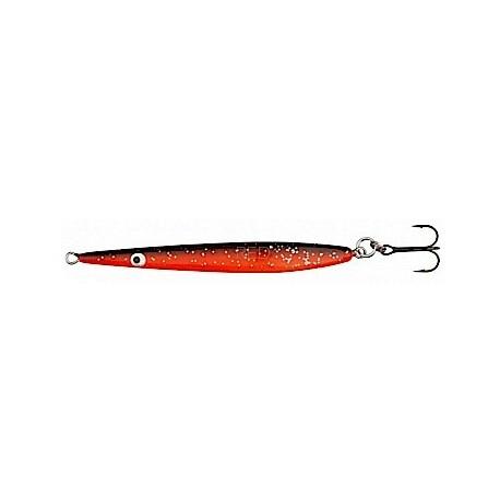 Hansen Silver Arrow Sea Trout Lure 18g  Red Black henrys