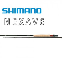 Shimano Nexave Saltwater - Pike Fly Rod Line 12