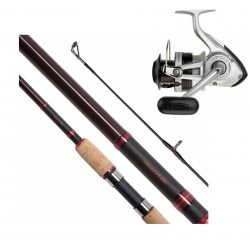 Daiwa Sweepfire 7ft Trout Spin Rod Reel