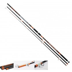 Tubertini Xandria 4.2m Twin Tip Beach Rod 3pc
