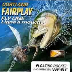 Cortland Fairplay Fly Line Weight Forward Sinking