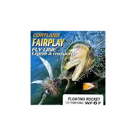 Cortland Fairplay Fly Line Weight Forward Sinking henrys