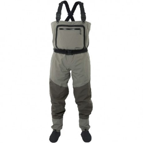 Snowbee SFT Breathable Stocking Foot Chest Wader henrys