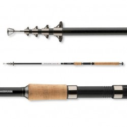 Cormoran Black Master Tele Spin Rod 3.6m 12ft