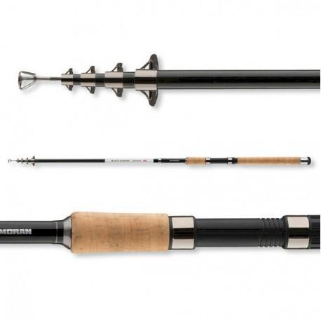 Cormoran Black Master Tele Spin Rod 3.6m 12ft henrys