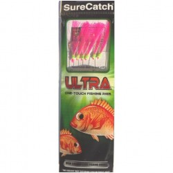 Surecatch Ultra Pink Lumi Head