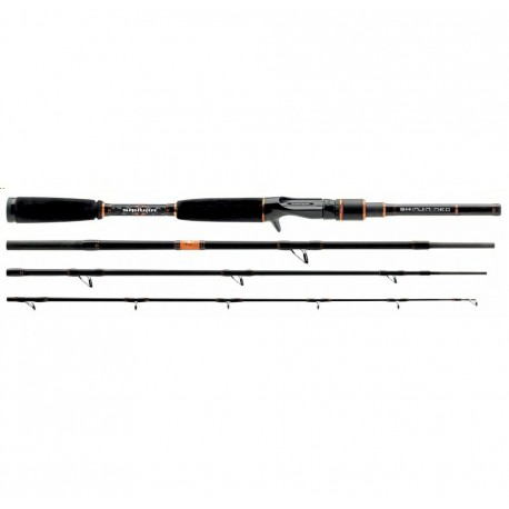 Sakura Shinjin Neo SINC 664 XH Travel Jerk Rod henrys