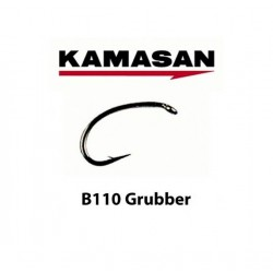 Kamasan B110 Grubber Fly Hooks