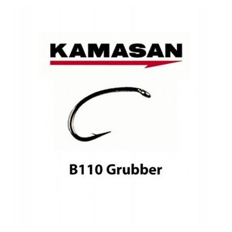 Kamasan B110 Grubber Fly Hooks henrys