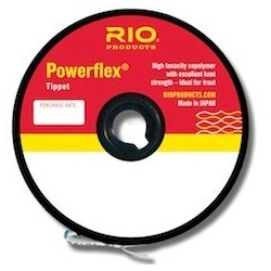 Rio Powerflex Fly Tippet