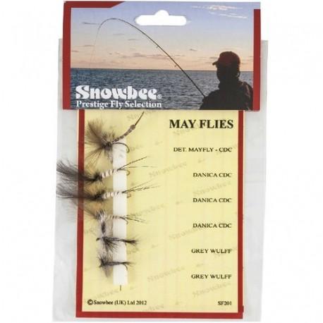 Snowbee Mayfly Selection henrys