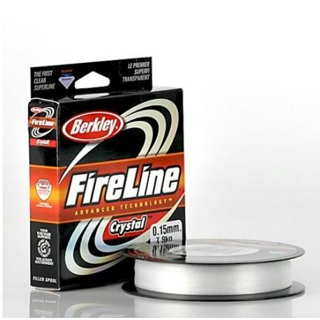 Berkley Fireline Crystal 125yds 4LB henrys