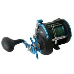 Rovex Tideline TL20 Boat Multiplier With Braided Line
