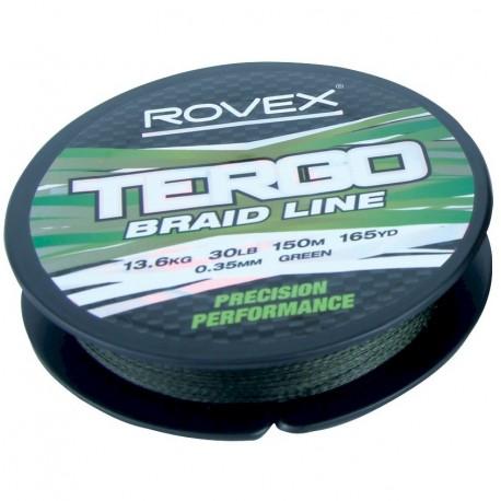 Rovex Tergo Braided Line 250yds henrys